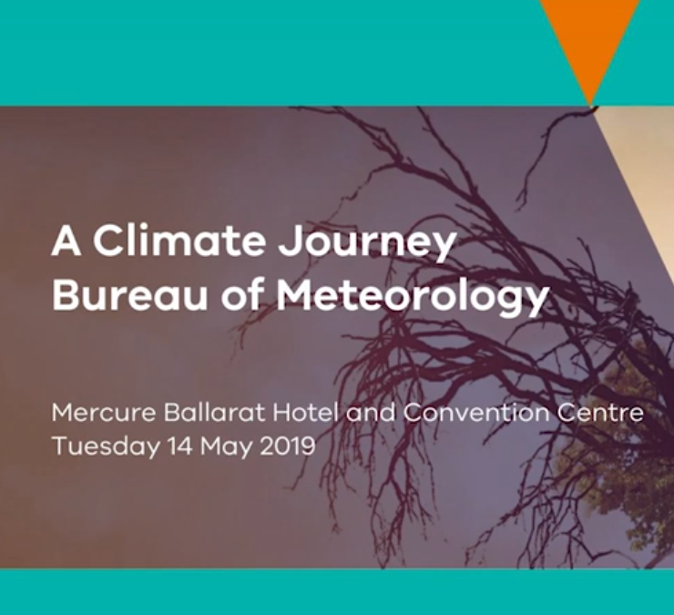 A Climate Journey with Bureau of Meteorology