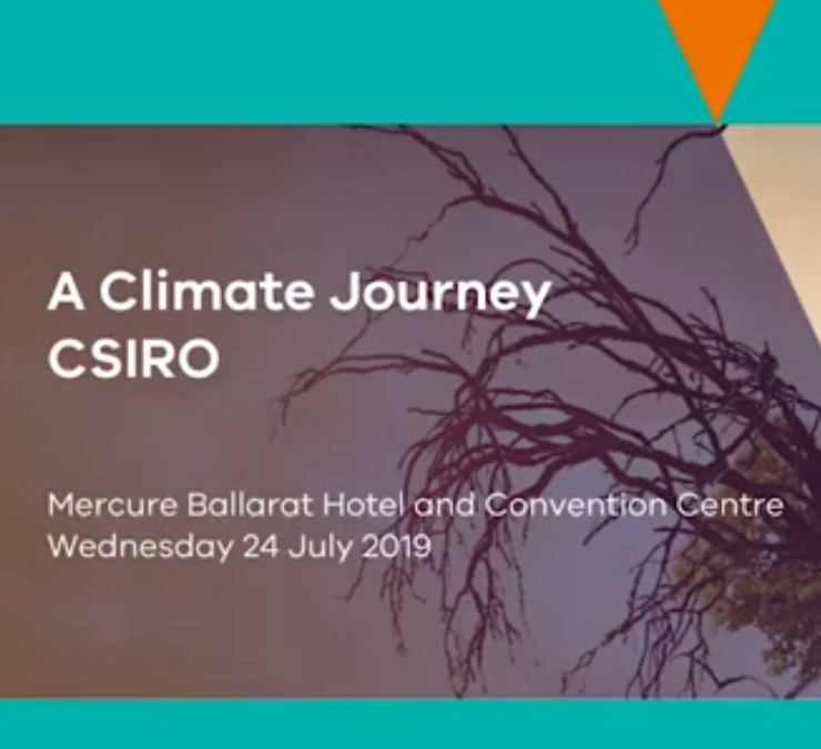 A Climate Journey with CSIRO