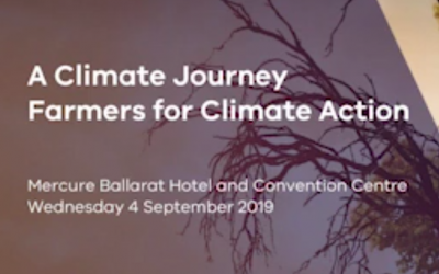 A Climate Journey – Farmers for Climate Action