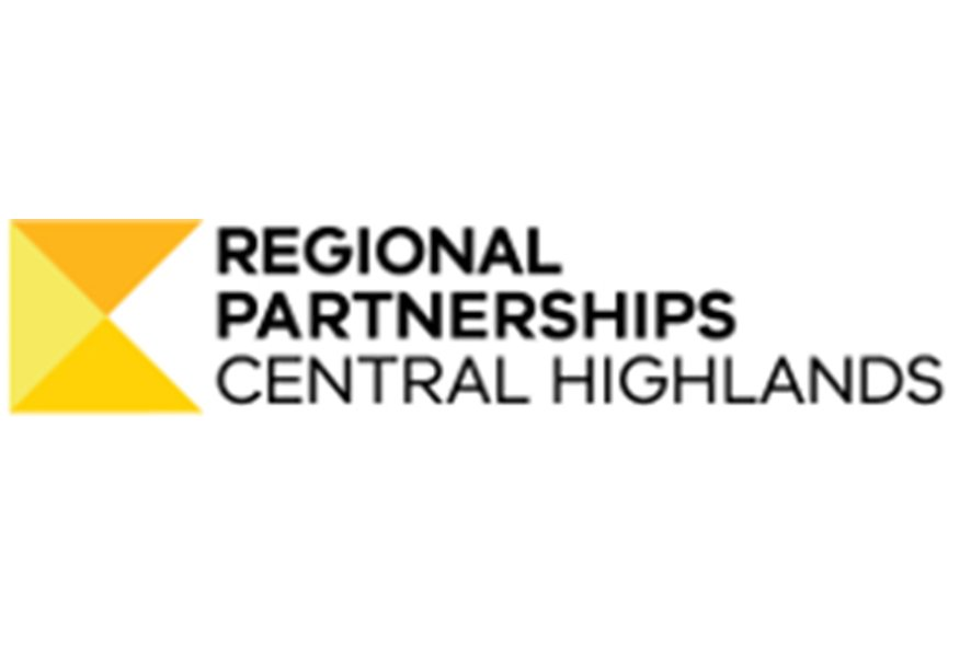 Central Highlands Regional Partnership logo