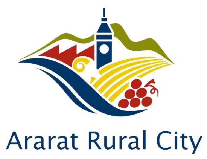 Ararat Rural City logo