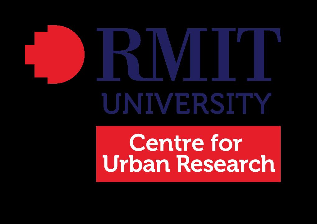 RMIT Centre for Urban Research logo