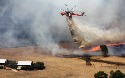 Climate and Fire Risk: CFA and BOM research