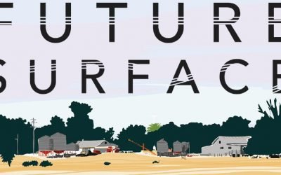 Hannah French talks about the Future Surface exhibition
